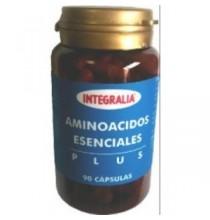 Aminoácidos esenciales plus  Integralia  90 cápsulas