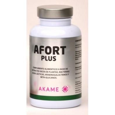 Afort Plus  Akame Suplements  60 cápsulas