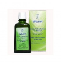 OFERTA  Aceite de Abedul para la celulitis  Weleda  100 ml