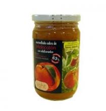 Mermelada extra de melocotón con fructosa Int salim  325 gr.