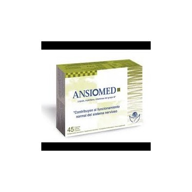 Ansiomed 45 càpsulas Bioserum
