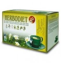 Herbodiet depuración hepática  Nova dieta 20 filtros