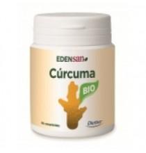 Cúrcuma bio  edensan  Dietisa  60 comprimidos
