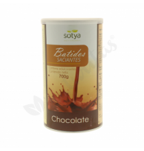Batidos saciantes chocolate  Sotya  700 grs.