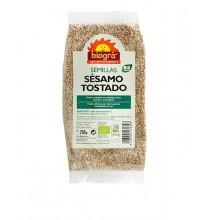 Semillas  sésamo tostado  Biográ  250 g.