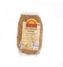 Semillas de lino dorado bio Biogra 500 g