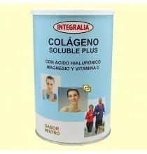Colágeno soluble plus  Integralia sabor netro   360 gr