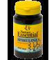Spirulina 400 mg  Nature Essential  100 comprimidos