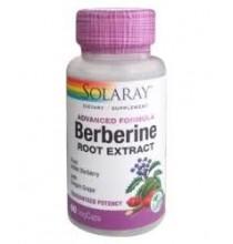 Berberine  Solaray 60 vegcaps.
