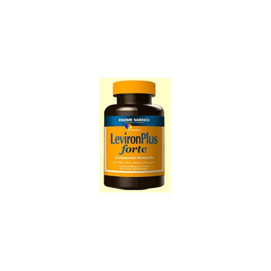 Leviron Plus forte 30 cápsulas Enzime Sabinco