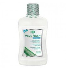 Aloe fresh ( colutorio blanquieador dental )  Esi 500 ml.