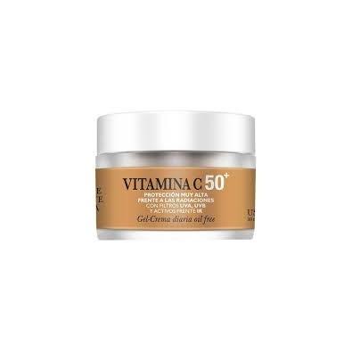 Crema Vitamina C  50+ Natysal  50 ml.