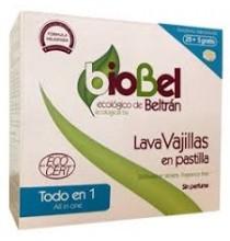 Lavavajillas en pastilla ecológico  Biobel  25 +5 GRATIS