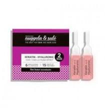 Ampolla de Keratina - Ácido Hialurónico Nuggela & Sulé  10 ml