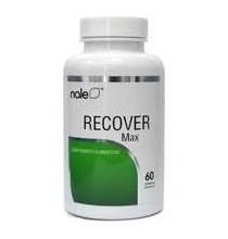 Recover max  Nale  60 cápsulas vegetales