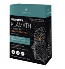 Neuroaten Klamath  Herbora  30 capsulas
