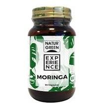 Moringa Experience  Bio Naturgreen 90 cápsulas