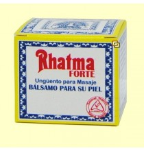 Rhatma forte ungüento para masaje Productos naturales jenny 50 ml