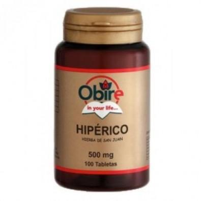 Hipérico  Obire  100 tabletas 500 mg