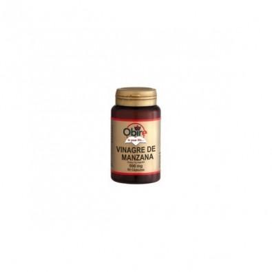 Vinagre de manzana Obire 60 capsulas 500 mg