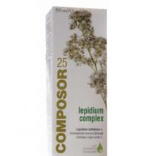 Composor 25 lepidium complex  Sora natural 50 ml
