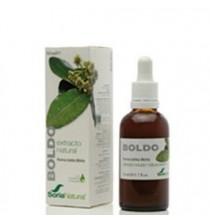 Boldo extracto natural  Soria natural  50 ml
