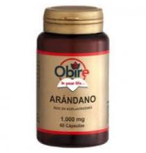 Arándano 1000 mg Obire  60 cápsulas