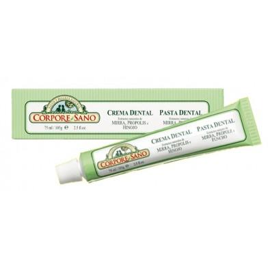 Crema dental fresca protección  Corpore Sano  75 ml