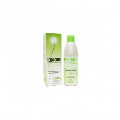 Emulsión corporal reparadora (pieles delicadas ,alteradas, y con tendencia atópica Feng shui  Productos naturales Jenny  400 ml