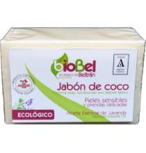 Jabón de coco ecológico Biobel  240 gr