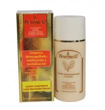 Leche desmaquillante piel normal-seca  Fleurymer  200 ml