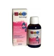 Pediakid nariz-garganta Laboratorios Ineldea 125 ml
