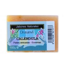 Jabón natural de caléndula Drasanvi 100 g