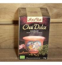 Chai dulce ( infusión ayurvédica de especias ) Yogi tea 17 bolsitas